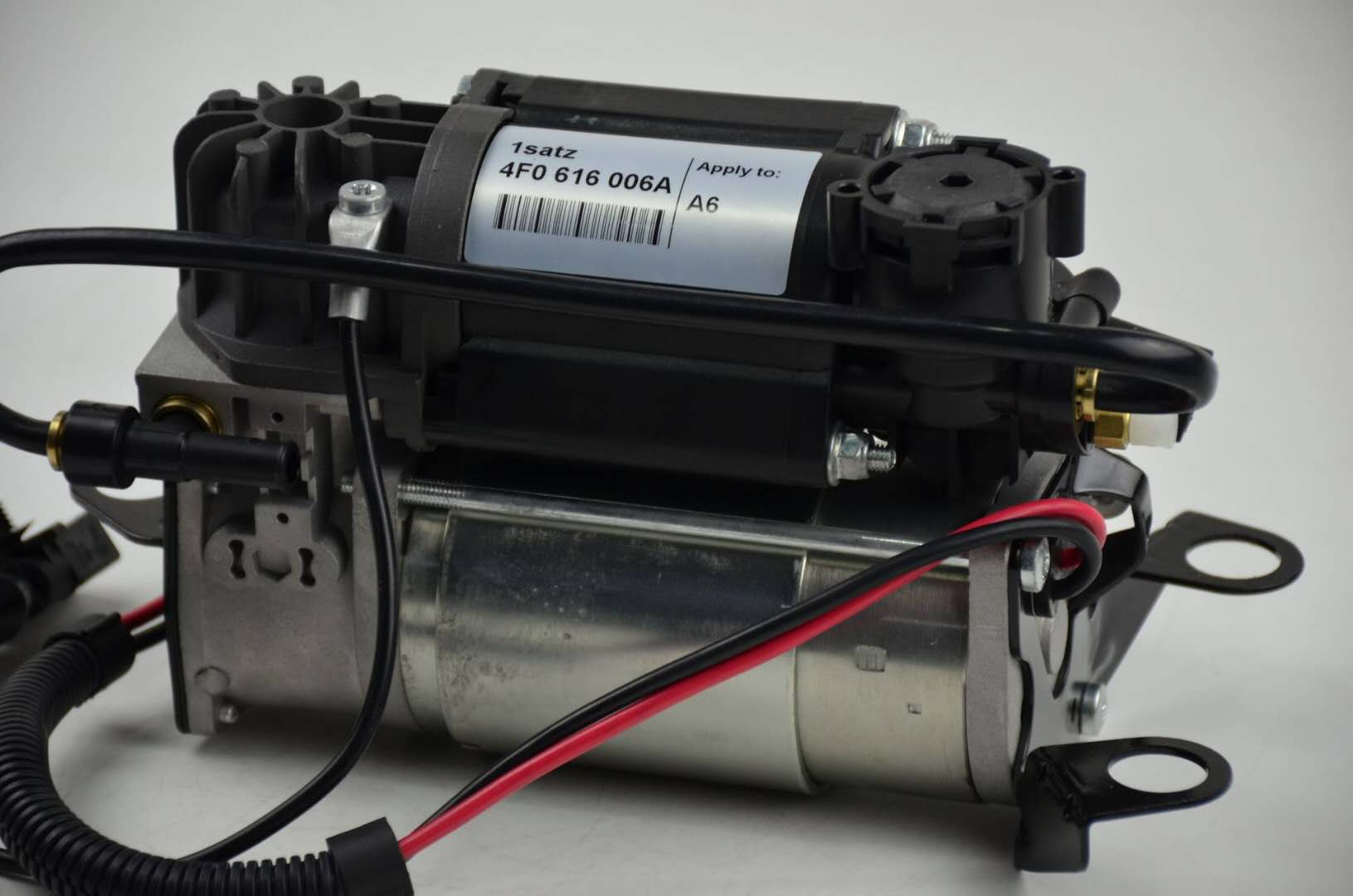 Audi A6C6 air damping pump